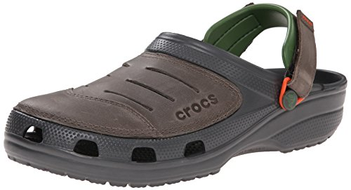 [クロックス] Crocs Yukon 10123 graphite/pewter(graphite/pewter/M9)