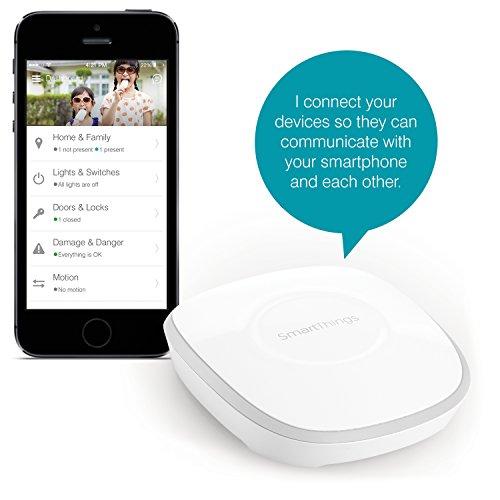 Smartthings Smart Home Starter Kit 856418004136