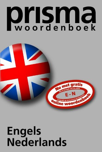 Prisma English/Dutch Dictionary (English and Dutch Edition)