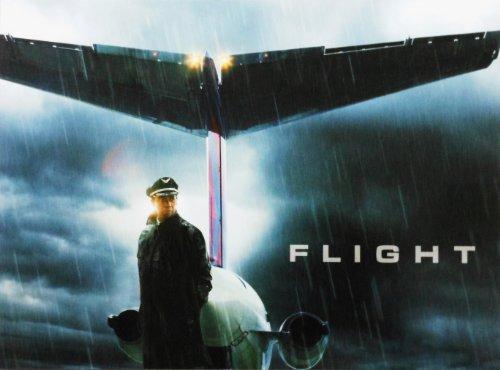 フライト FLIGHT 映画パンフレット 監督 ロバート・ゼメキス キャスト デンゼル・ワシントン