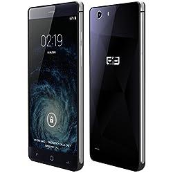 Elephone S2 Plus Smartphone dual Glass 5.5 pollici 4G 64bit MTK6735 Android 5.1 2GB 16GB (con una cassa del silicone e uno Screen Protector)