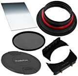 Fotodiox WonderPana 66 Essentials 0.6SE Kit - System Holder, Lens Cap, 6.5