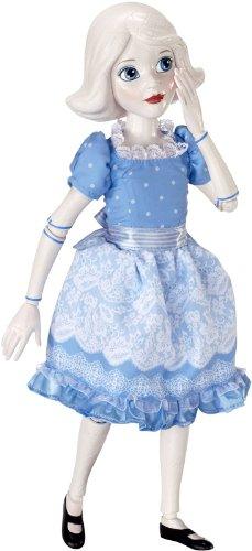 disney store dollporcelain doll great
