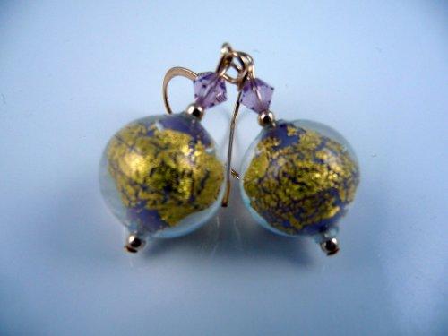 C'a D'Oro Rounds (Pale Lavender)