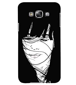 PRINTSWAG GIRL ART Designer Back Cover Case for SAMSUNG GALAXY GRAND 3