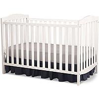 Delta Children Capri 3-in-1 Crib (White)