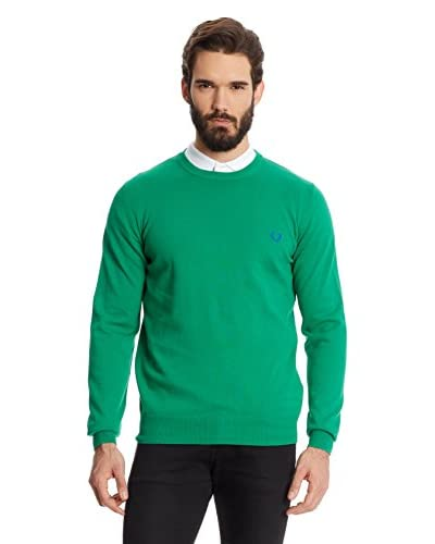 Fred Perry Pullover [Verde]