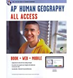 img - for AP Human Geography All Access (Advanced Placement (AP) All Access) (Mixed media product) - Common book / textbook / text book