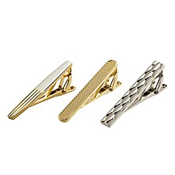 Gildermen Formal/Business Wear Tie clip Combo_GMTCC007