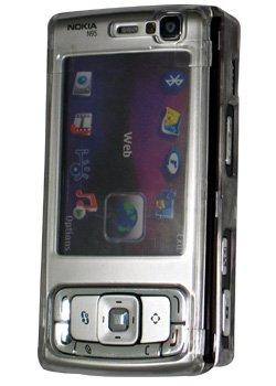 Axess Protection Crystal  N95 CASEN95