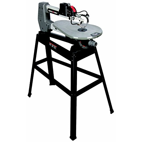 PORTER-CABLE 1.6-Amp Variable Speed Scroll Saw de cristoforo the jig saw scroll saw book with 80 patterns pr only