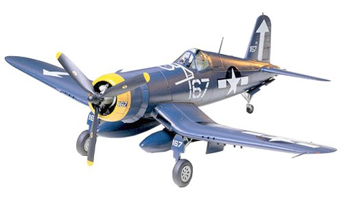 Tamiya Models Vought F4U-1D Corsair Model Kit (Tamiya Model Kits compare prices)
