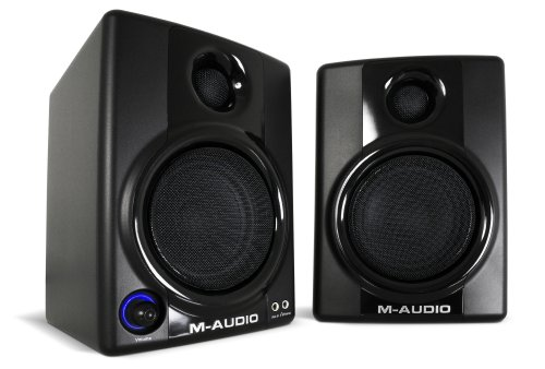 M-Audio Studiophile AV30 MkII Powered Monitor