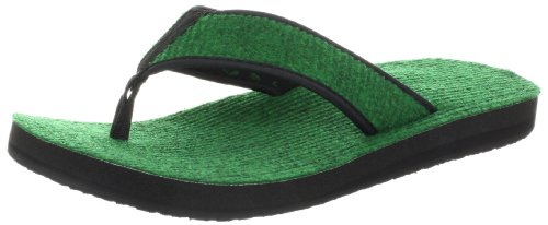Sanuk Fur Real Cozy Flip-Flops Mens
