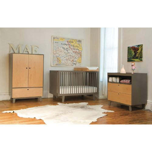 Oeuf-Sparrow-Crib-in-Grey