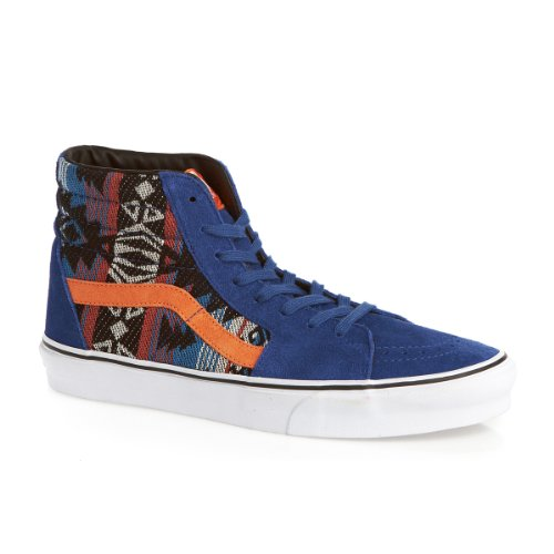 87cc2f9a0ec Vans Sk8 Hi Blue Womens Trainers Size 6 5 US - Shawn B. Peterkinert