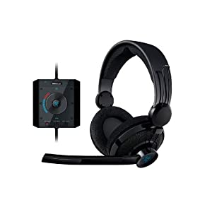 Razer Megalodon 7.1 Surround Sound USB Gaming Headset (Black)