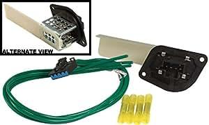 apdty 084527 blower motor resistor kit with. Black Bedroom Furniture Sets. Home Design Ideas