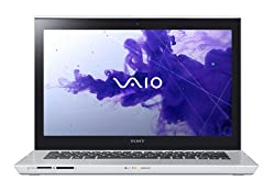 Sony VAIO T Series SVT14126CXS 14-Inch Touchscreen Ultrabook (Silver)