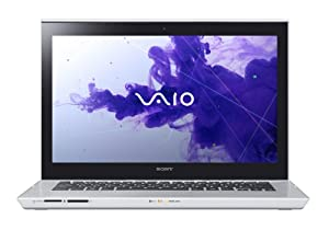 Sony VAIO T Series SVT14127CXS 14-Inch Touchscreen Ultrabook (Silver)