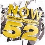 echange, troc Various Artists - Now 52
