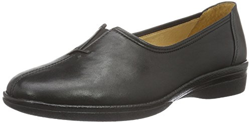 Gabor Shoes Comfort Basic, Mocassini Donna, Nero (Schwarz 57), 43 EU