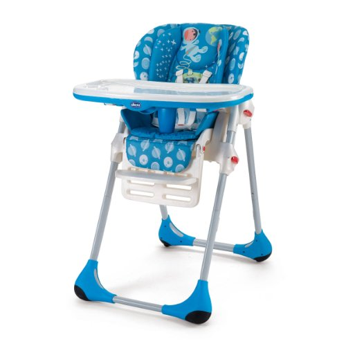 Chicco 79065770000 Hochstuhl Polly 2 in 1 Moon