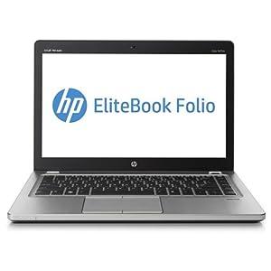 "HP EliteBook Folio 9470m C9J10UT 14"" LED Ultrabook - Intel - Core i5 i5-3317U 1.7GHz - Platinum"