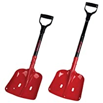 Voile Mini TelePro Shovel T6 Red, One Size