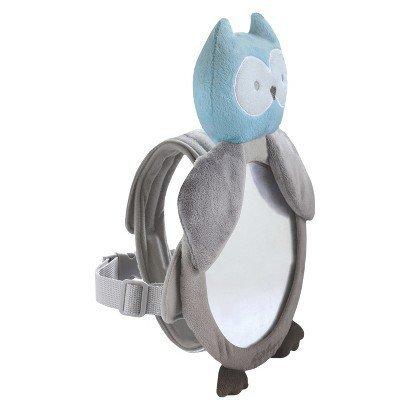 Eddie Bauer Owl Baby View Mirror - 1