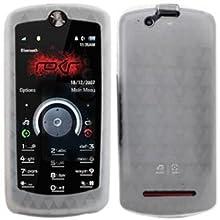 Amzer 81584 Silicone Skin Jelly Case - Lilly White For Motorola ROKR E8