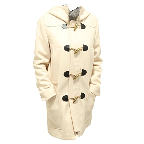 8978F montgomery cappotto DONDUP LANA CACHEMIRE giacca donna jacket women [40]
