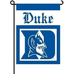 Buy NCAA Duke Blue Devils 2-Sided Garden Flag by BSI