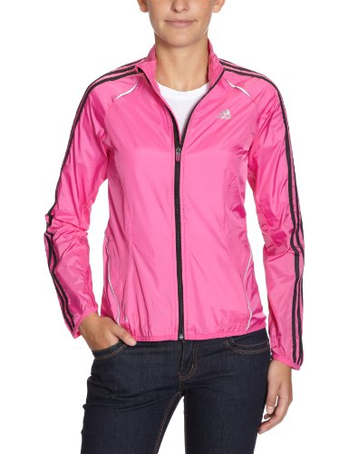 adidas damen windbreaker rsp ds intense pink f11 black light onix 38 v11320 ikhasolermo. Black Bedroom Furniture Sets. Home Design Ideas