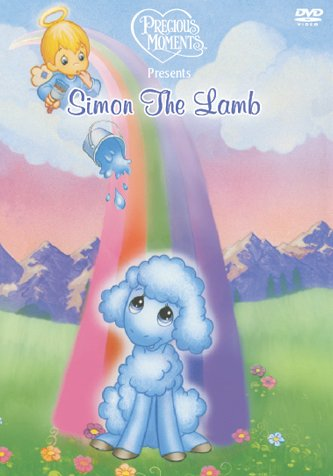 Cover art for  Precious Moments: Simon the Lamb