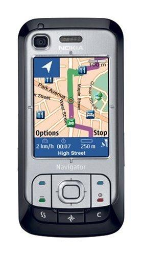 Nokia 6110 Navigator Sim Free Mobile Phone