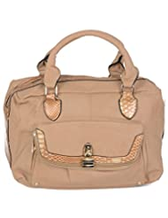 ADISA B0580 BROWN Womens PU Handbag