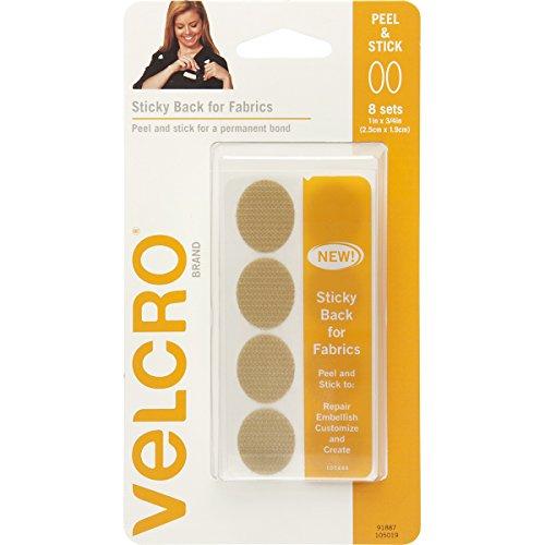 velcro-r-marca-base-adhesiva-para-tela-ovalos-1-x75-beige