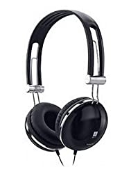 iBall Hip-Hop Headphone (Black)