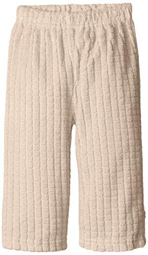Zutano Unisex-Baby Infant Waffle Cozie Fleece Pant, Oatmeal, 12 Months (Fleece Baby Pants compare prices)