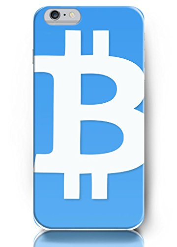 Ouo New Unique Creative For 4.7 Inch Iphone 6 Case Hard Cover With Design Of Bitcoin Symbol