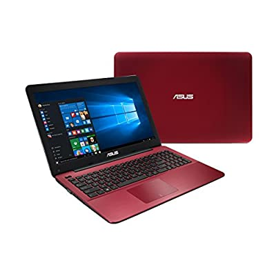 Asus A555LA-XX2066T 15.6-inch Laptop (Core i3-5010U/4GB/1TB/Windows 10/Intel HD 5500 Graphics), Matte Red