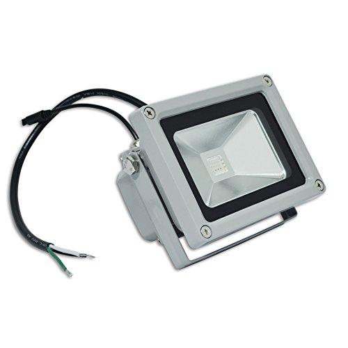 Honesteast CL1 Flood Light 10W COB LED Bulbs Security