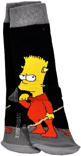 Unitedlabels 109523 - Simpsons Calzini 'Bart'