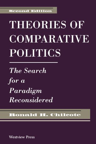 Theories Of Comparative Politics: The Search For A...