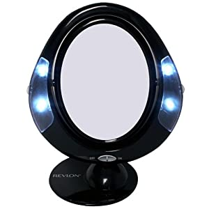 Amazon Com Revlon Lighted Battery Operated Make Up