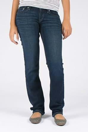 Levis strauss 524 trop superlow straight leg jeans dans for Bureau en gros levis