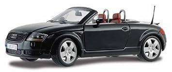 Maisto - 2043032 - Maquette De Voiture - Audi Tt Roadster - Noir - Echelle 1/18