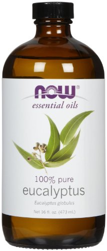 NOW Foods Eucalyptus Oil, 16 ounce