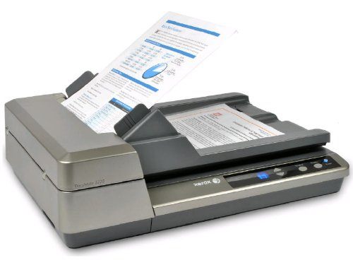 41U%2BDLxaOSL. SL500  Xerox DocuMate 3220 Sheetfed Scanner. XEROX DOCUMATE 3220 FB DUPL 23PPM/46IPM USB 600DPI LGL 50SH ADF O SCAN. 24 bit Color   8 bit Grayscale   USB